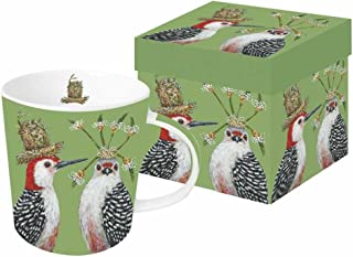 Paperproducts Design 603103 First Date Design Gift Boxed Mug, Multicolor
