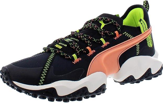 PUMA Mens Erupt Trail FM Athletic Running Shoes