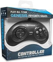 """Manette de jeu 6 boutons """"GN6"""" compatible console Sega Megadrive / Genesis / Master System"""