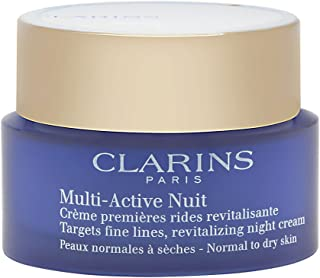 Clarins Multi-Active Night Cream For Normal to Dry Skin, 1.7 oz (3380810045345)