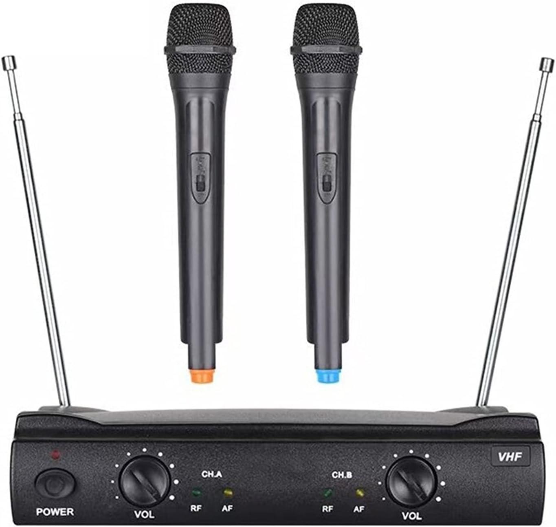 zlw-shop Seattle Mall Wireless Microphone Surprise price System Professional Dynamic Karaoke