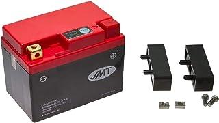 JMT HJTX5L-FP - Batería de litio para moto SH 100 Scoopy (modelos de 1996 a 2001)