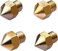 Aiguilles de nettoyage de la buse 0.3mm de lextrudeuse 0.4mm de limprimante 0.48 de MK8 pour Ender 3 Creality CR-10