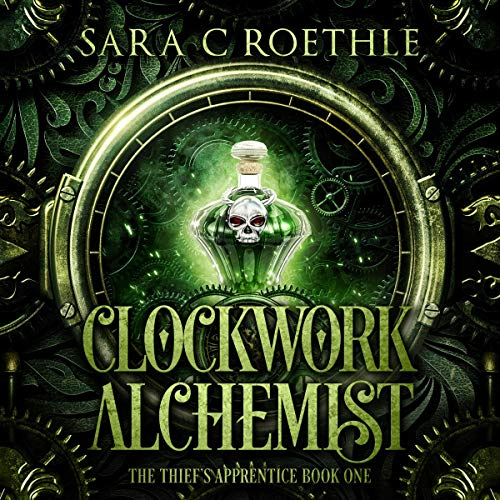 Couverture de Clockwork Alchemist