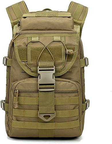 XTTCCDDBB 35L Sac d'alpinisme imperméable à l'eau Militaire Paquet d'attaque Tactique approprié pour l'alpinisme de Camping en Plein air