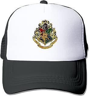 LOKIKA Harry Potter Hogwarts Logo Mesh Cap Trucker Cap Hat