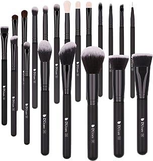 comprar comparacion DUcare Brochas de Maquillaje 20 Piezas Premium Brochas Maquillaje Cerdas de Fibra Sintética Suaves y sin Crueldad kit Broc...