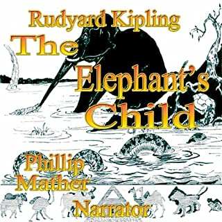 The Elephant's Child cover art