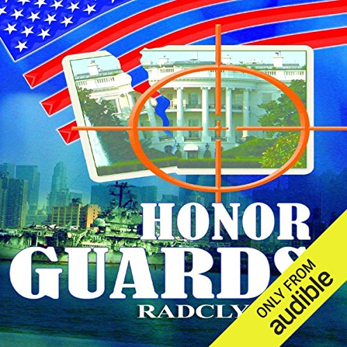 Honor Guards audiobook cover art