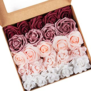 carnation and rose bouquets wedding