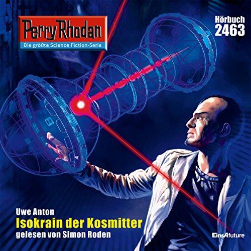 Isokrain der Kosmitter audiobook cover art