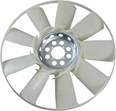A-Premium Engine Radiator Cooling Fan Blade for Dodge Ram 2500 Ram 3500 2010 Ram 1500 2500 3500 4500 2011-2012 I6 6.7L Turbo Diesel