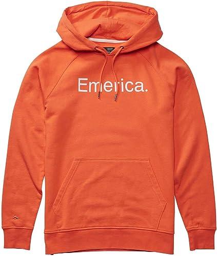 Emerica Purity Po Hood -Fall 2018- Orange