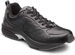 Dr. Comfort Winner Plus Men's Therapeutic Diabetic Extra Depth Shoe Leather Lace
