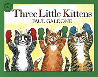 the 3 little kittens story