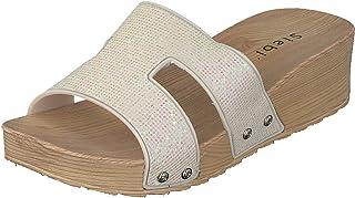 Siebi's COMO Tongs de piscine Chaussures de plage Mules Femmes
