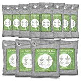 Best Charcoal Air Purifiers - 12 Pack Bamboo Charcoal Air Purifying Bag, Activated Review
