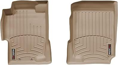 WeatherTech Custom Fit Front FloorLiner for Honda Accord, Tan