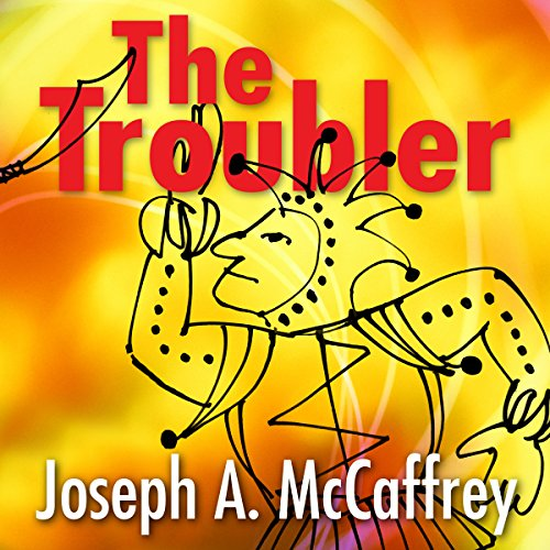The Troubler audiobook cover art
