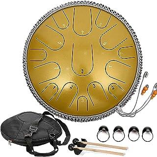 XKun Empty Drum Lotus Getting Started Attorney 15 Tone Professional Children's Musical Instrumental Drums Wholescent Scrub...