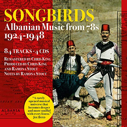 Songbirds: Albanian Music From 78s 1924-1948 (Various Artists)