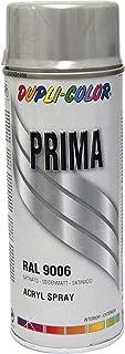 DUPLI COLOR Lackspray, 400 ml, weiß aluminium / RAL 9006, 1 Stück,789069