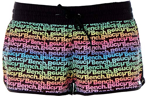 Bench Damen Badeshorts Strandshorts (Multi Print, 34)