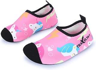 JOINFREE Zapatillas de Agua para niños niñas Escarpines de
