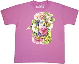 ACFUNEJRQ My Angel 64 Pure Color 6-24 Months Boy Short-Sleeved T-Shirt