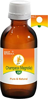 SSCP Botanicals Champaca (Magnolia) Pure & Natural Essential Oil (Magnolia champaca) (1000 ml (33.80 Oz) Aluminium Bottle)