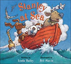 Stanley at Sea by Linda Bailey (2008-02-01)