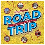 2020 Road Trip: Indiana Wall Calendar