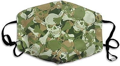 Gtiandewenhuachu Camouflage Skull Cool Patroon ant...