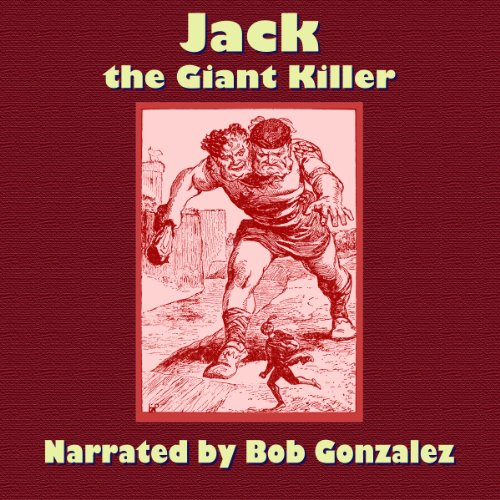 Jack the Giant Killer audiobook cover art