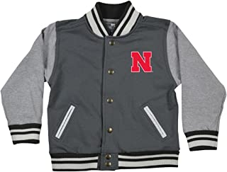 nebraska letterman jacket