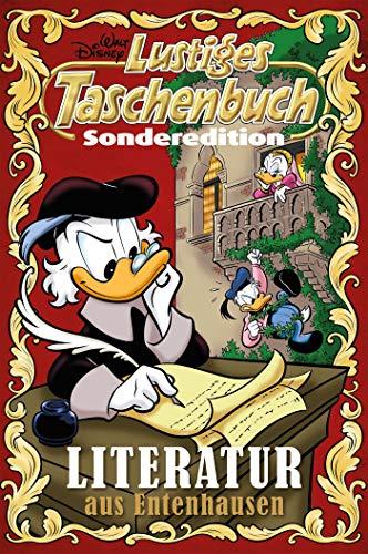 Lustiges Taschenbuch – Literatur aus Entenhausen 1 (Sonderedition)