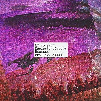 Desierto Purpura