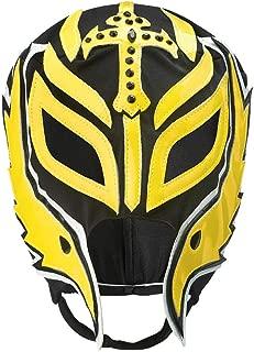 WWE Rey Mysterio Black/Yellow Replica Mask