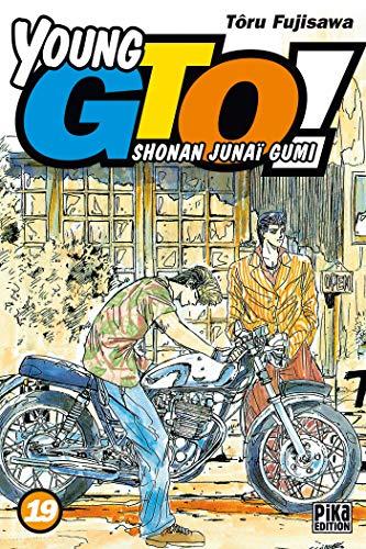 Young GTO T19: Shonan Junai Gumi