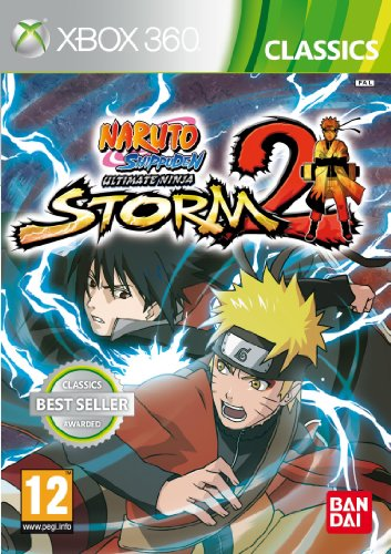 Naruto Shippuden Ultimate Ninja Storm 2 - Classics (Xbox 360) [Importación inglesa]