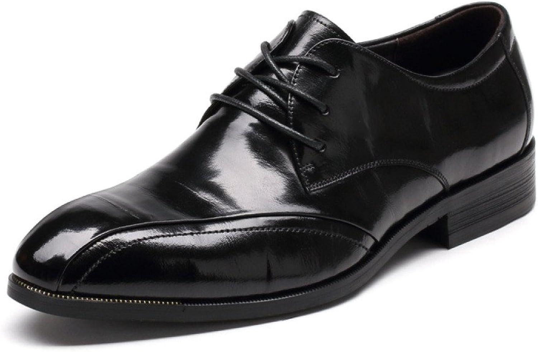Mode för läderskor, skor, skor, skor, skor, mansskor  köp 100% autentisk kvalitet