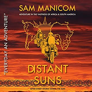 Distant Suns audiobook cover art