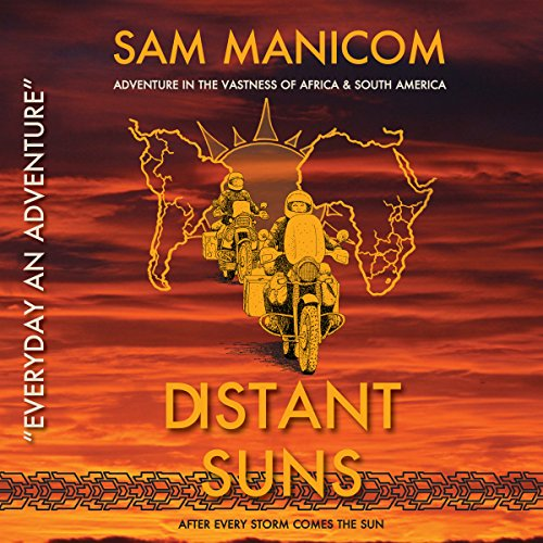 Couverture de Distant Suns