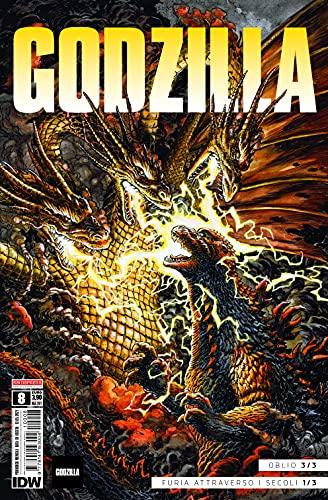 Godzilla. Oblio-Furia attraverso i secoli (Vol. 8)