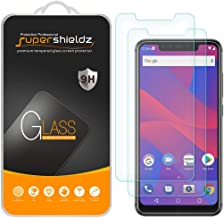 (2 Pack) Supershieldz for BLU (Vivo XI) Tempered Glass Screen Protector, Anti Scratch, Bubble Free