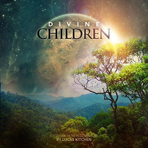Divine Children audiobook cover art