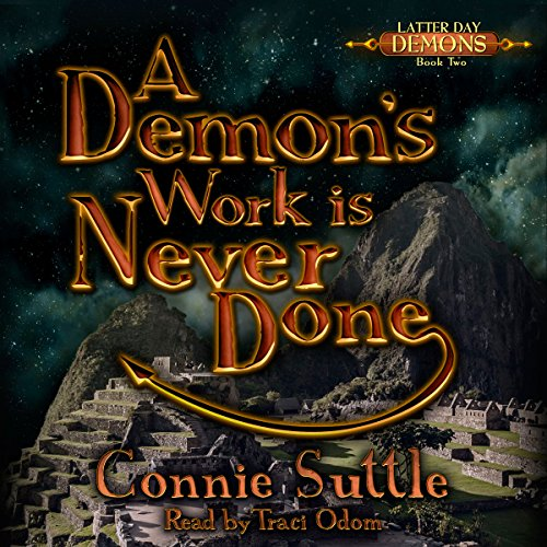A Demon's Work Is Never Done Titelbild