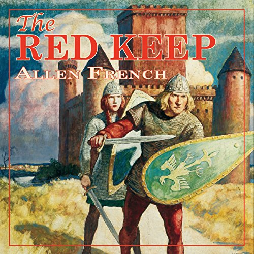 The Red Keep audiobook cover art