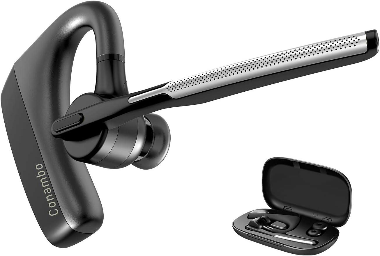 CONAMBO Bluetooth Headset V5.1 16 Hrs Talktime Finally resale start M Dual HD New popularity CVC8.0