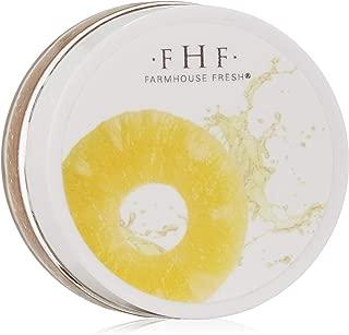 FarmHouse Fresh Beach Punch Lip Polish, Pineapple, 0.72 oz.